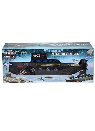 Sunman Sunman 2708 Military Force Sesli ve Işıklı Köpekbalığı Şekilli Oyuncak Denizaltı Renkli